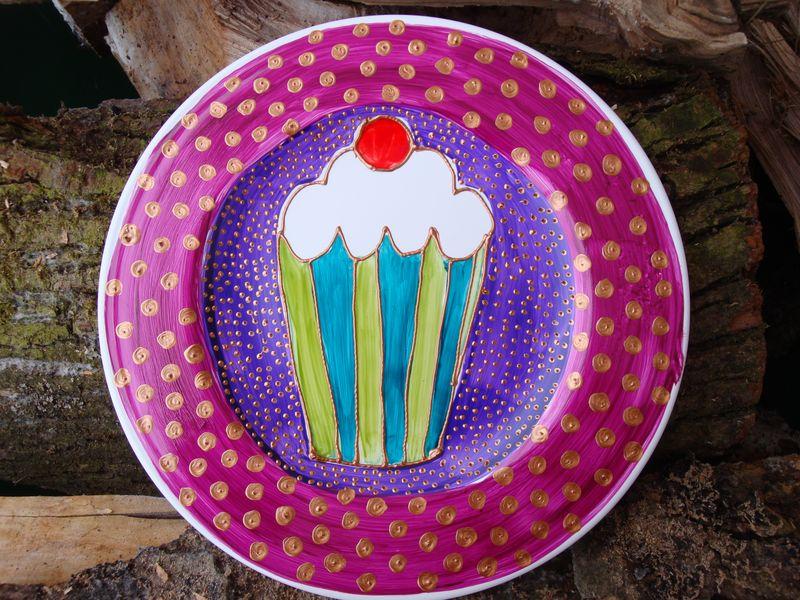 Cake plates 122